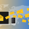 world map emails