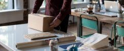 parcel delivery service industry