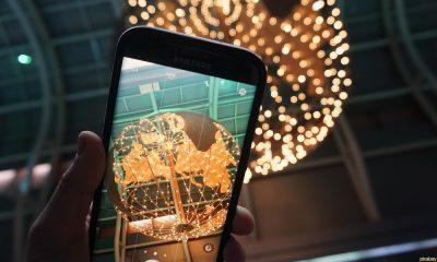 globe on mobile