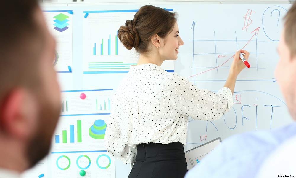 Common Traits of Female Entrepreneurs